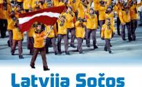 """Olimpieši prezentējuši grāmatu """"Latvija Sočos"""""""