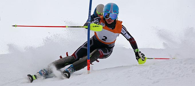 L.Gasūnai otrā uzvara šosezon FIS sacensībās slalomā, K.Zvejnieks 2.vietā