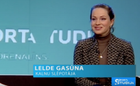 """VIDEO: Lelde Gasūna radījumā """"Sporta Studija"""""""