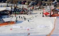 Pēdējā iespēja baudīt ziemas priekus! Siguldas slēpošanas trases turpina darbu