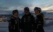 FIS sacensības slalomā Kirunā mūsējie noslēdz ar divām 4.vietām