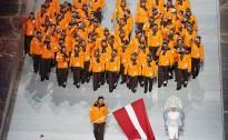 LOV pamatsastāvā uzņemti astoņu ziemas sporta veidu 37 pārstāvji