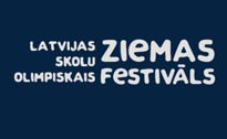 Latvijas Sporta Federāciju Padome aicina uz Latvijas Skolu ziemas olimpisko festivālu