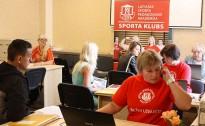 13.jūlijā sākusies jauno studentu uzņemšana Latvijas Sporta pedagoģijas akadēmijā