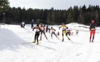 Lieldienu kauss slēpošanā