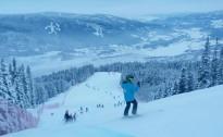 Kalnu slēpotājiem A.Āboltiņai un M.Zvejniekam punktu rekordi nobraucienā