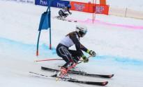 """Zvejnieks un Bondare uzvar """"Amber Cup"""" paralēlajā slalomā Baltijas kausā"""