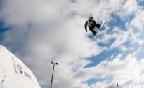 Latvijas snovbordists Toms Petrusevičs izcīna 3. vietu Eiropas kausa posmā Francijā