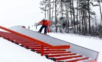 Snovborda un frīstaila slēpošanas sacensību sezona sāksies 1.febuārī