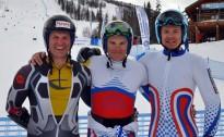 K.Zvejniekam otrā vieta milzu slalomā FIS sacensībās Krievijā