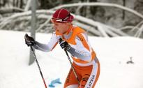 Distanču slēpotāji iepriecina ar labiem rezultātiem sprintā
