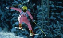 Latvijas kalnu slēpotāji Olimpiskajās spēlēs un pasaules čempionātos