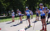 Rollerslēpošanas sezona sākas ar Latvijas čempionātu sprintā