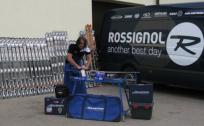 Ceļā uz Sočiem: Rossignol slēpes sportistiem jau klāt!