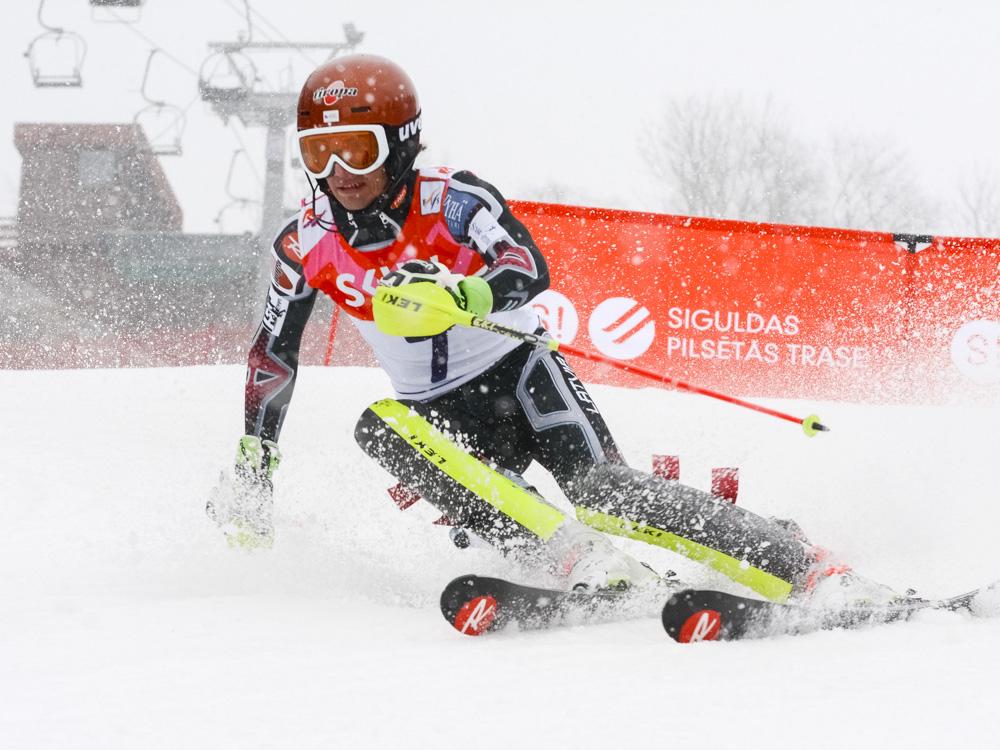 Žaks Gedra, FIS Latvijas Kauss 2. posms