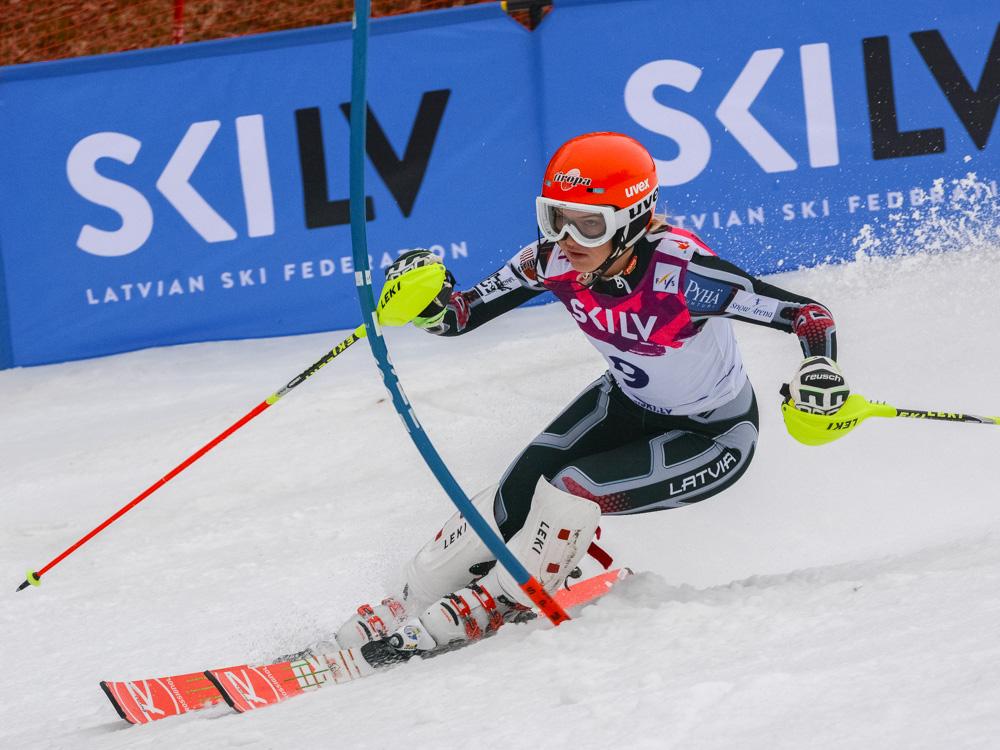 Žanete Gedra, FIS Latvijas Kauss 2. posms