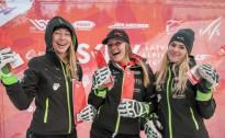 Ar dažādiem uzvarētājiem noslēdzies Baltijas kausa 2.posms kalnu slēpošanā