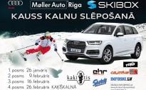 Audi Ski Box kauss kalnu slēpošanā atkal klāt