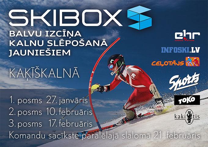 Ski Box jauniešu tūre