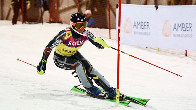 Lelde Gasūna (LAT), Baltic Cup 2017