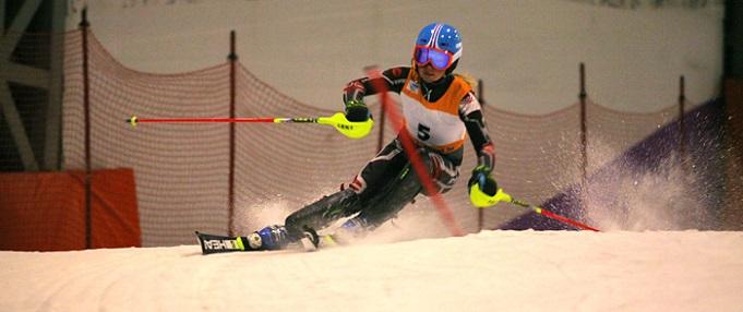 Lelde Gasuna, Baltic Cup 2015 1st Round, Snow Arena, Druskininkai, LTU