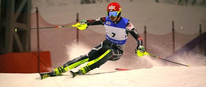 Kristaps Zvejnieks, Baltic Cup 2015 1st Round, Snow Arena, Druskininkai, LTU