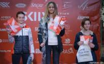 Baltijas kausā kalnu slēpošanā jauniešiem uzvaras Latvijai un Krievijai