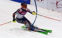 Ļoti līdzīgās cīņās Latvijai divas uzvaras Baltijas kausa posmā slalomā
