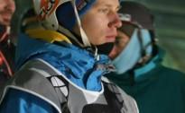 Snovbordists Petrusevičs izcīna piekto vietu Eiropas kausa sacensībās