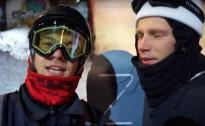 VIDEO: Toms Petrusevičs FIS Pasaules kausā Kanādā