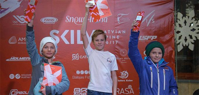 KUPČS Roberts (LAT), ĢERMANIS Bruno (LAT), TERLANOVS Artemijs (LAT), Baltic Cup 2017 1st Round
