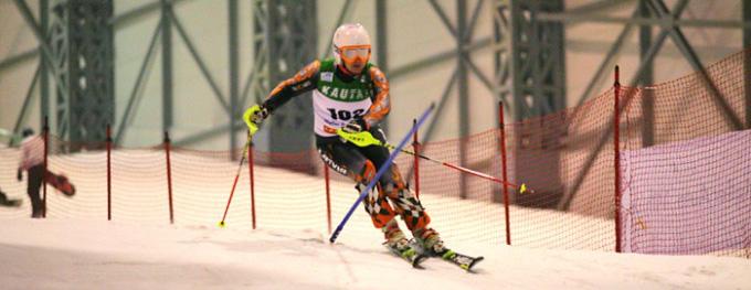 Vita Ciesniece, Baltic Cup 2015 1st Round, Snow Arena, Druskininkai