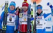 Hārvejs izcīna vēsturisku zeltu 50km pasaules čempionātā, Bikše 57.vietā