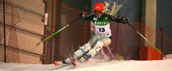 Zanete Gedra, Baltic Cup 2015, Snow Arena, Druskininkai