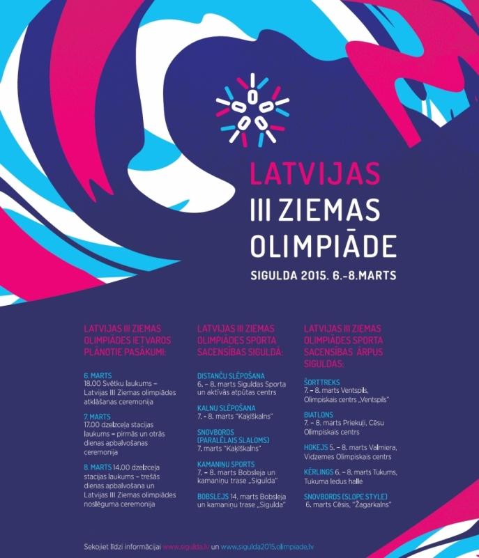 Latvijas III Ziemas Olimpiāde