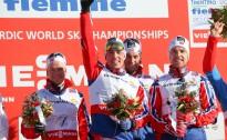 Nortugs ceturto reizi nokārto Norvēģijai uzvaru stafetē