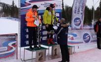 K.Zvejnieks otrajā dienā 2.vietā FIS slalomā Krievijā