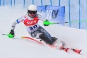 FIS Baltic Cup 2018 3. posms, Latvijas Čempionāts slalomā, Foto: Emīls Lukšo