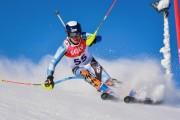 FIS Baltic Cup 2018 3. posms, Igaunijas Čempionāts slalomā, Foto: Emīls Lukšo