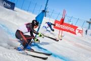 FIS Baltic Cup 2018 3. posms, FIS paralēlais slaloms, Foto: Emīls Lukšo