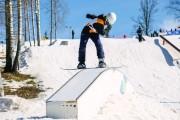 Jauniešu Slopestyle Kauss, 2.posms, Foto: A.Viegliņš
