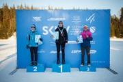 FIS Latvijas Čempionāts 2018 otrias posms, intervāla starts, Foto: Jānis Vīksna