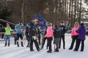 Baltijas kauss 2018 2.posms, FIS NJR slaloms, Foto: E.Lukšo