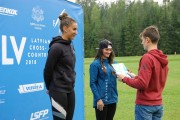 Latvijas Čempionāts rollerslēpošanā 1.posms, intervālu starts C