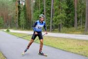 Latvijas Čempionāts rollerslēpošanā 1.posms, intervālu starts F
