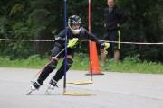 Siguldas kauss skrituļslalomā 2018 slaloms, Foto: S.Meldere