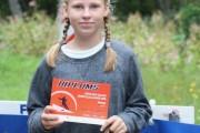 Siguldas kauss skrituļslalomā 2018 apbalvošana, Foto: S.Meldere