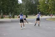 Latvijas čempionāts rollerslēpošanā 2.posms