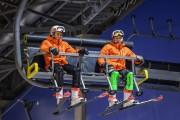 Baltijas kauss 2019 1.posms, FIS slaloms, Foto: E.Lukšo