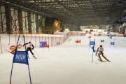 Baltijas kauss 2019 1.posms, FIS paralēlais slaloms, Foto: E.Lukšo